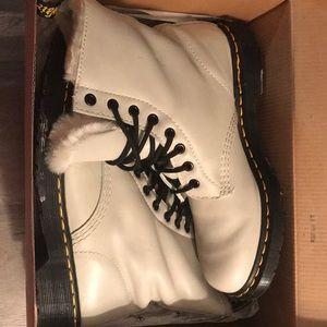 Dr. Marten snow boots